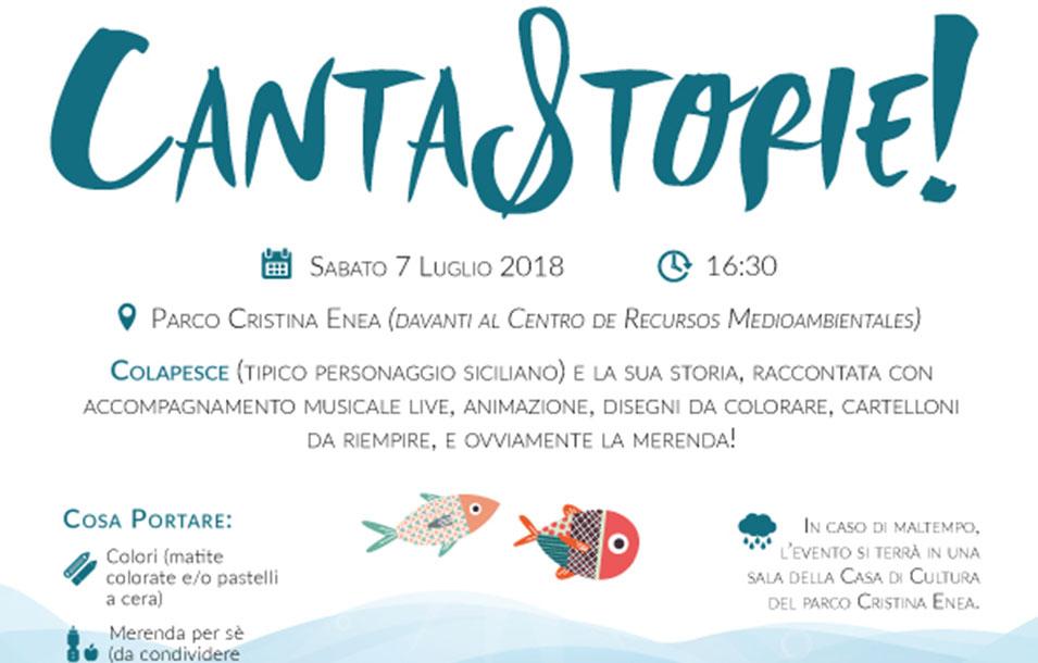 CANTASTORIE: Colapesce - racconto e musica - Asociación ItaliaTxiki Elkartea - Italiani nei Paesi Baschi