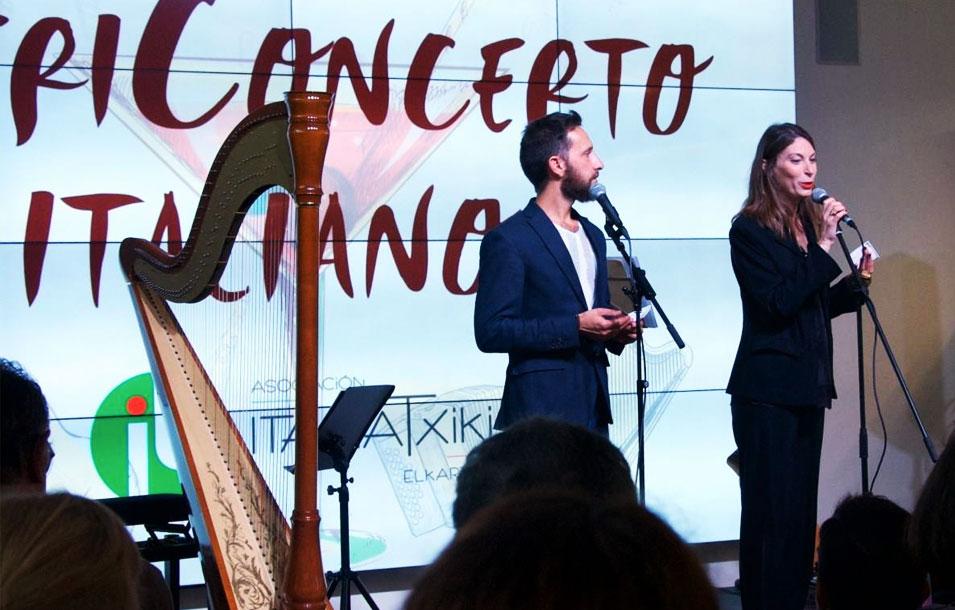 Video dell'AperiConcerto del 25 maggio 2018 - Asociación ItaliaTxiki Elkartea - Italiani nei Paesi Baschi
