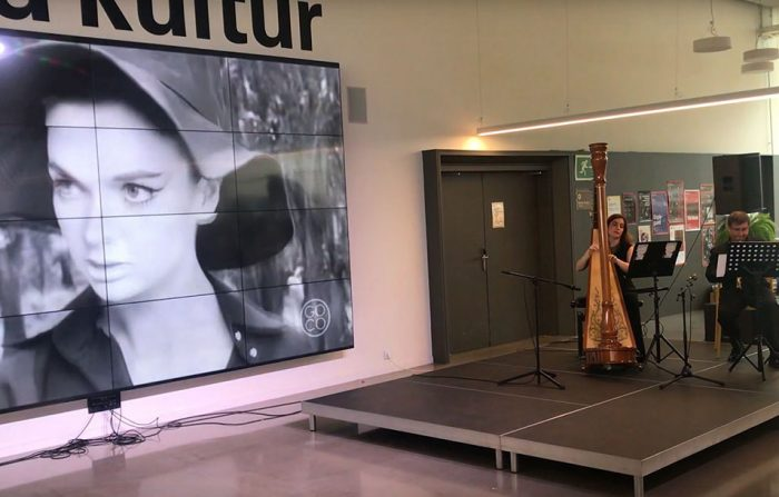 A Spasso per l'Italia - 8 giugno 2019 - Spettacolo di chiusura di Mosaico Italiano e Aperitivo Italiano a Tabakalera - ItaliaTxiki