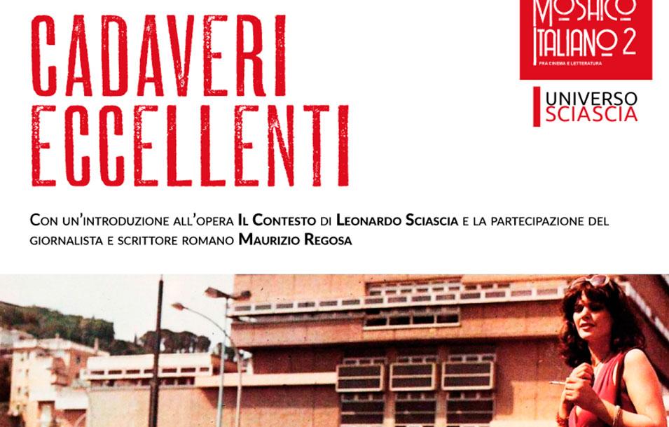 Cadaveri Eccellenti di Francesco Rosi - MI2 - Mosaico Italiano 2 - Ciclo di cinema italiano a Donostia/San Sebastián