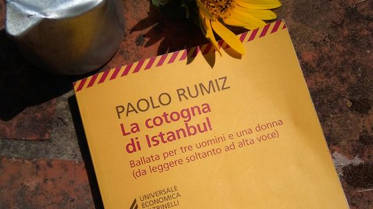 La Cotogna di Istanbul - Paolo Rumiz - Ci è piaciuto - Associazione Culturale ItaliaTxiki Kultur Elkartea