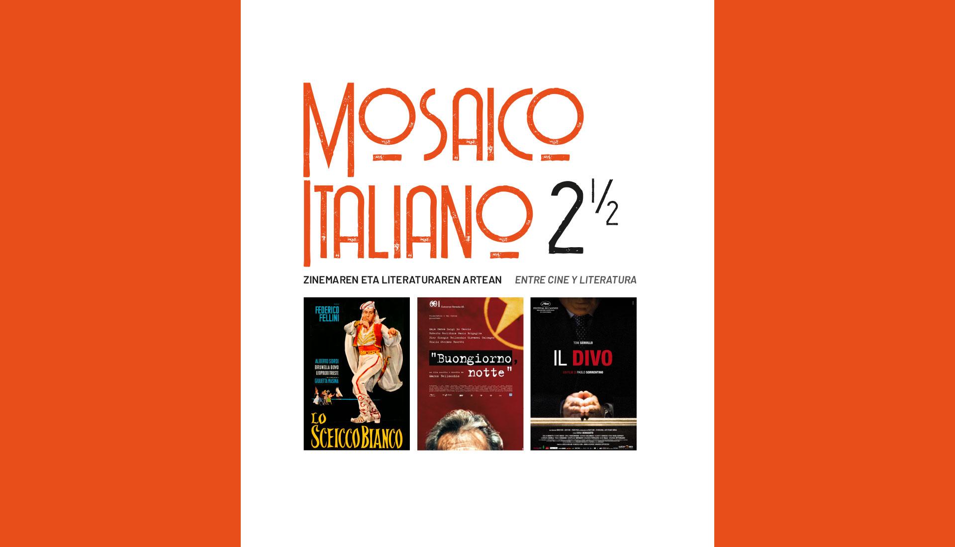 Mosaico Italiano 2 ½