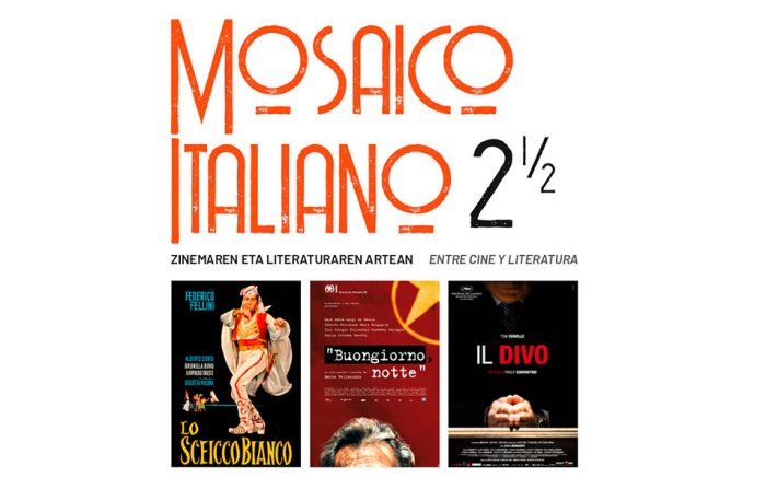 Mosaico Italiano 2 ½ - ItaliaTxiki - 2021