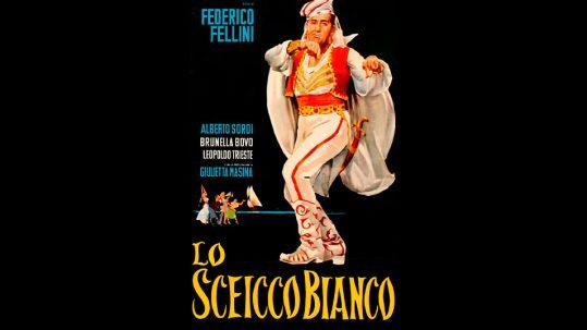 Lo Sceicco Bianco, di Federico Fellini, con Alberto Sordi - Mosaico Italiano 2 ½ - ItaliaTxiki - 2021